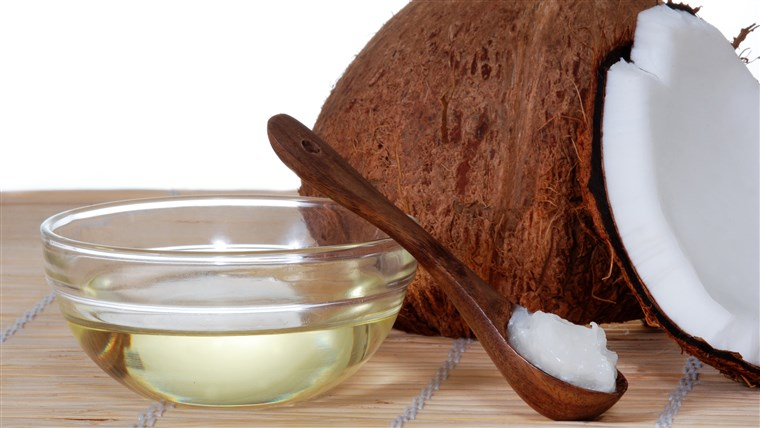 Noce di cocco oil for hair, skin and face