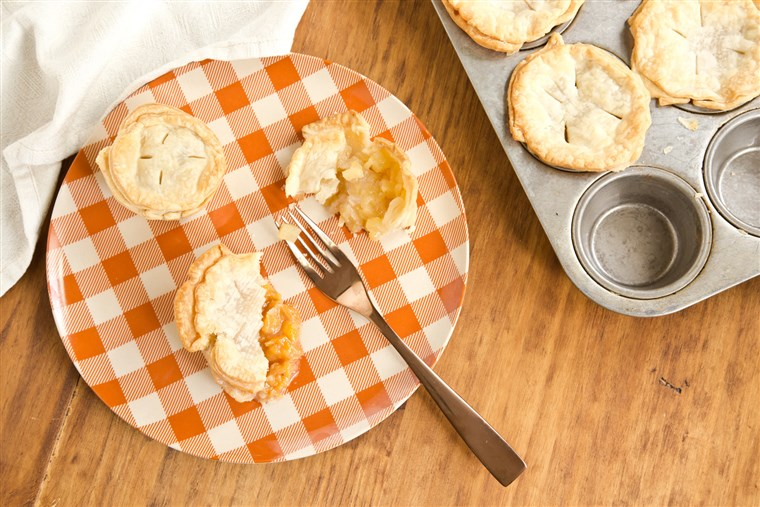 머핀 Tin Fruit Pies