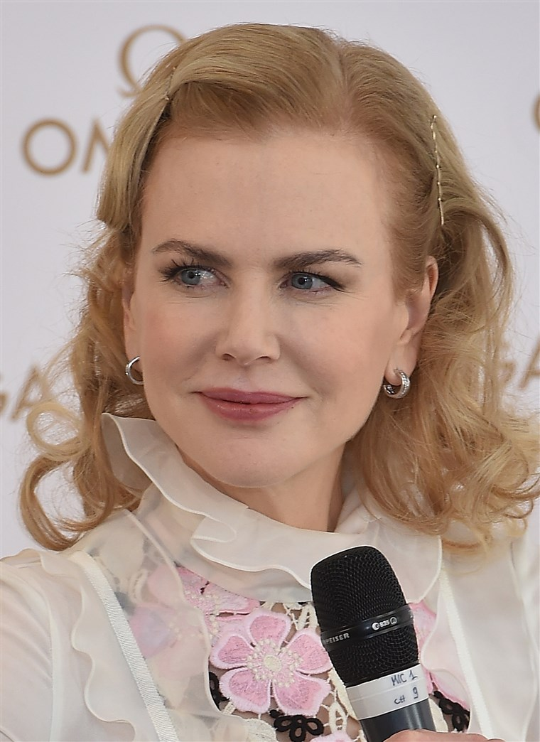 AKHIR 'Her Time' Q&A With Nicole Kidman