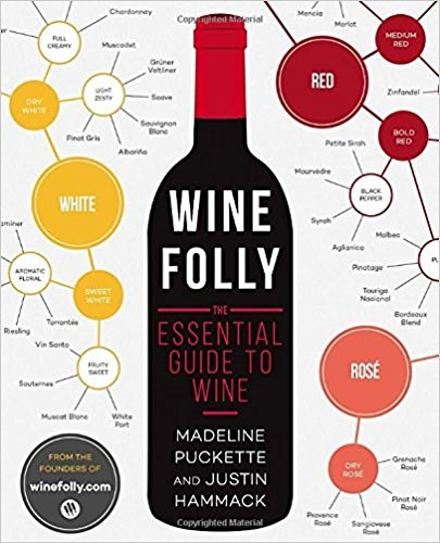 Vino Folly: The Essentials Guide to Wine