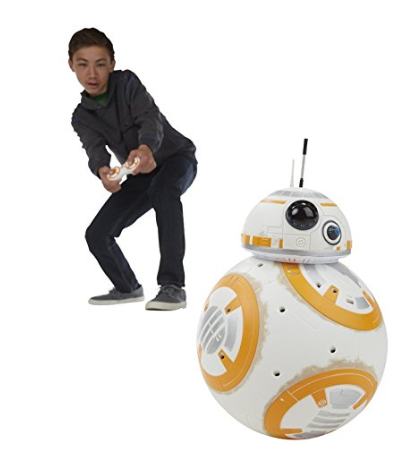 Bintang Wars Remote Control BB-8 Droid