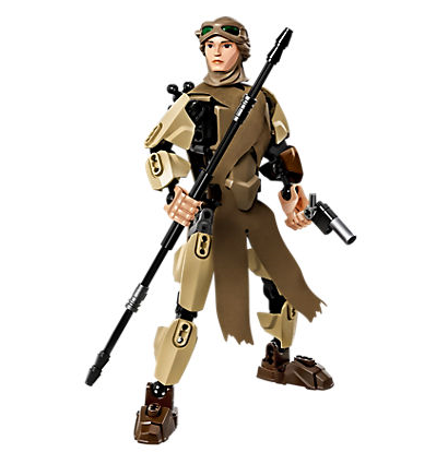 Bintang Wars Rey action figure