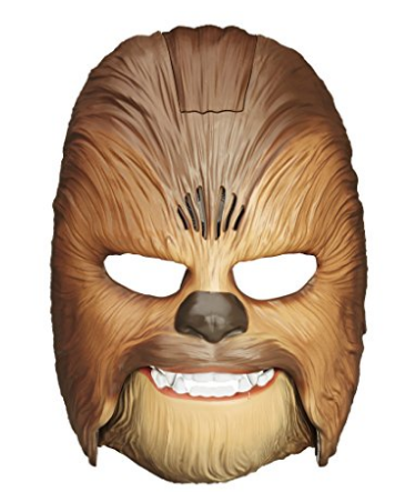 Itu Force Awakens Chewbacca Electronic Mask