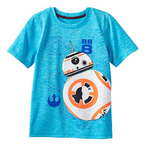 Anak laki-laki 4-7x Star Wars a Collection for Kohl's BB-8 Graphic Tee