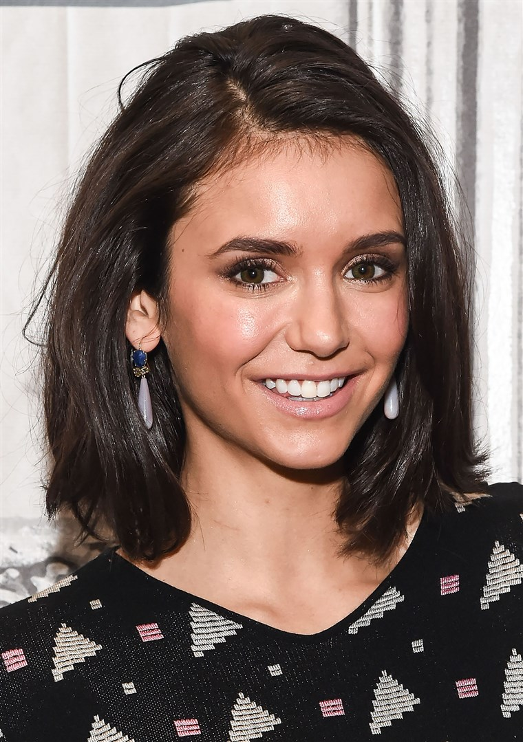 짓다 Series Presents Nina Dobrev Discussing