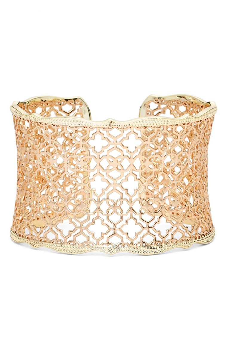 hadiah for new moms, golden cuff