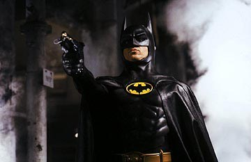 Gambar: Michael Keaton as Batman in 1989