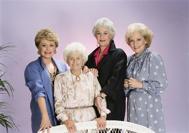 ザ Golden Girls