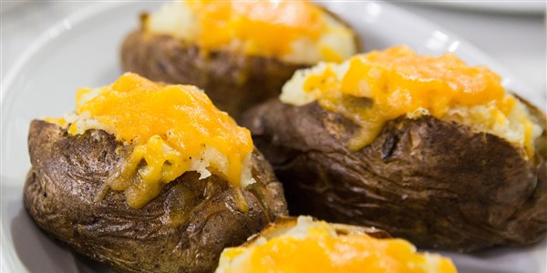 알 Roker's Baked Potatoes