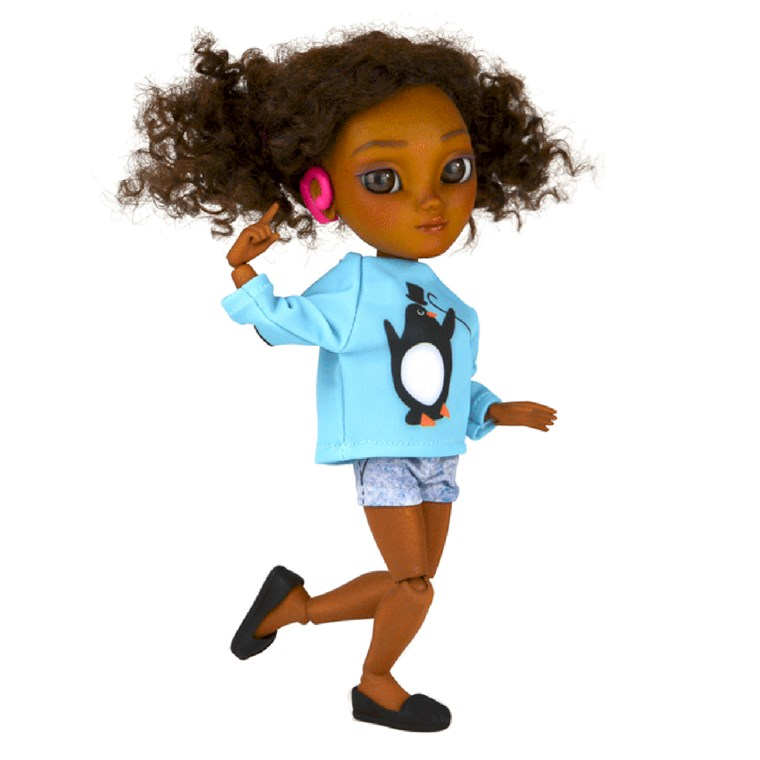 Giocattolo Like Me Campaign Inspires New Line of Dolls with Disabilities