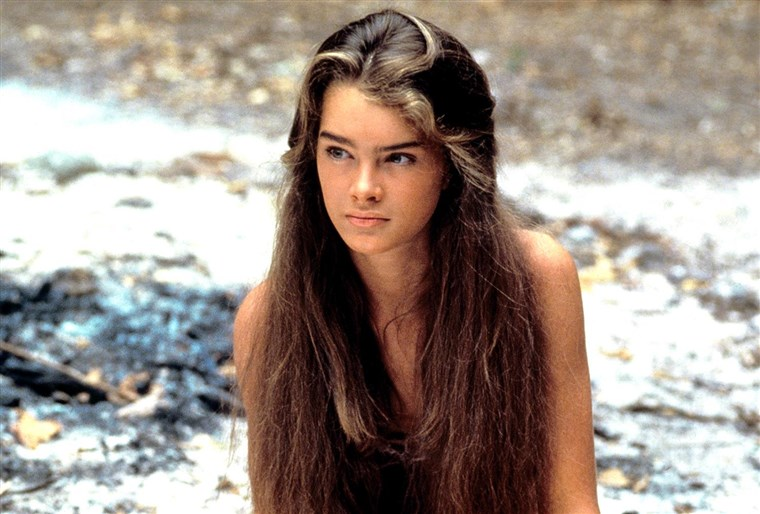 IL BLUE LAGOON, Brooke Shields, 1980, (c) Columbia/courtesy Everett Collection