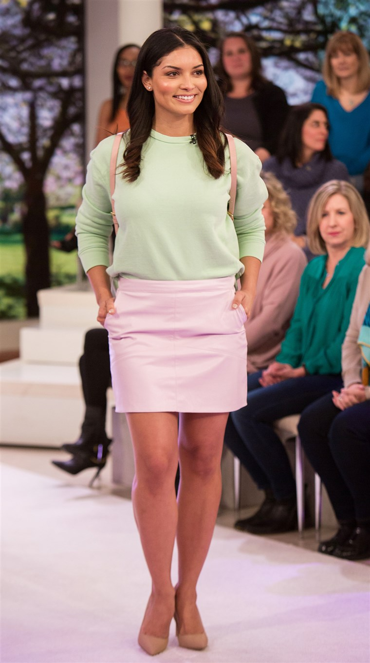 Primavera fashion trends - pastel