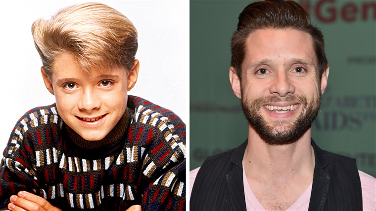 Danny Pintauro on Who's The Boss and now