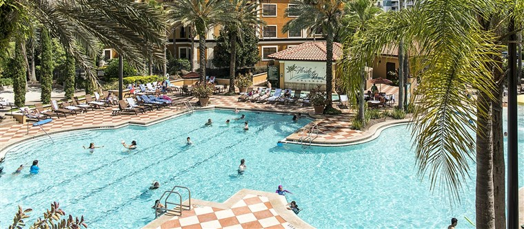 Migliore US family hotels: Floridays Resort