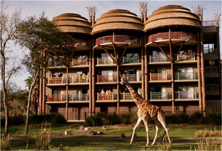 Migliore US family hotels: Disney's Animal Kingdom