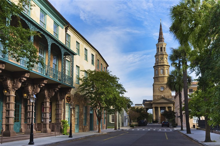 Charleston, South Carolina, is one of the best midsized cities to visit in 2017