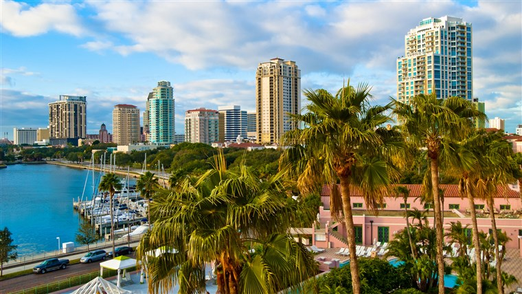 St. Petersburg, Florida is one of the best mid-sized cities to visit in 2017