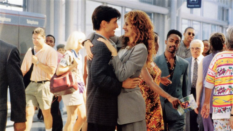 じぶんの BEST FRIEND'S WEDDING, from left: Rupert Everett, Julia Roberts, 1997, (C) TriStar/courtesy Everett