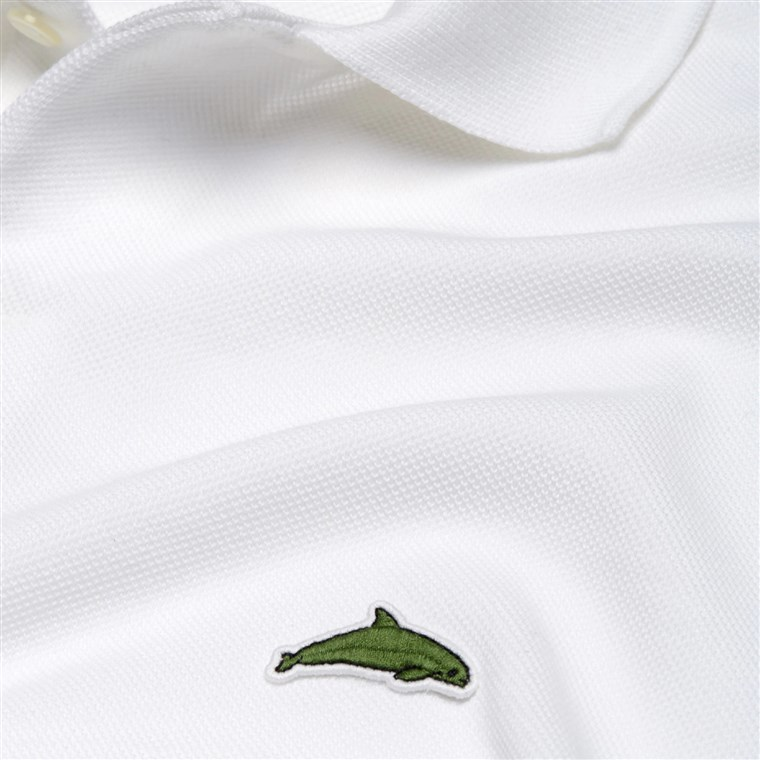 Lacoste changes iconic crocodile to bring awareness to 10 endangered animals