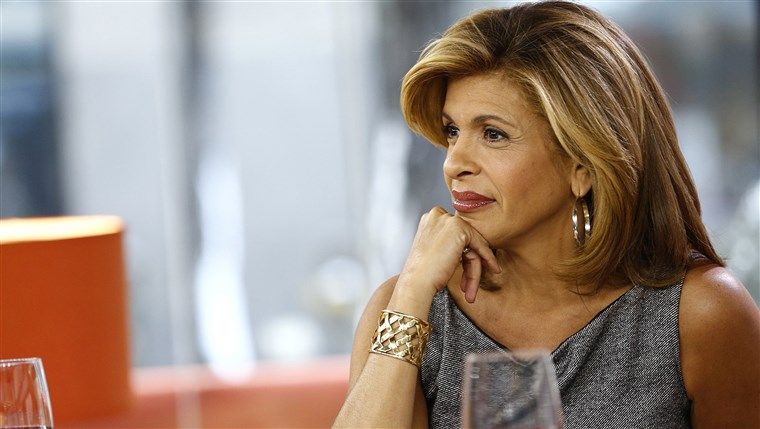 OGGI -- Pictured: Hoda Kotb appears on NBC News'