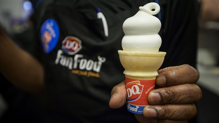 Dalam Manhattan's First Dairy Queen Location Ahead of the Grand Opening