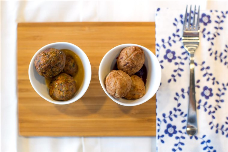 Ikea's two new meatball recipes