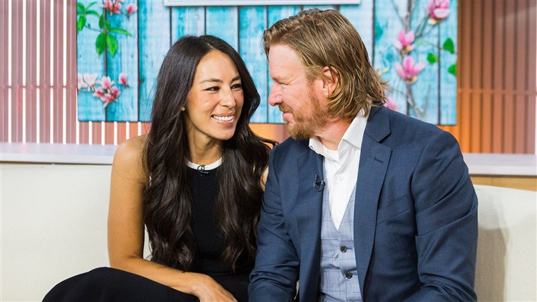 Chip and Joanna Gaines baby