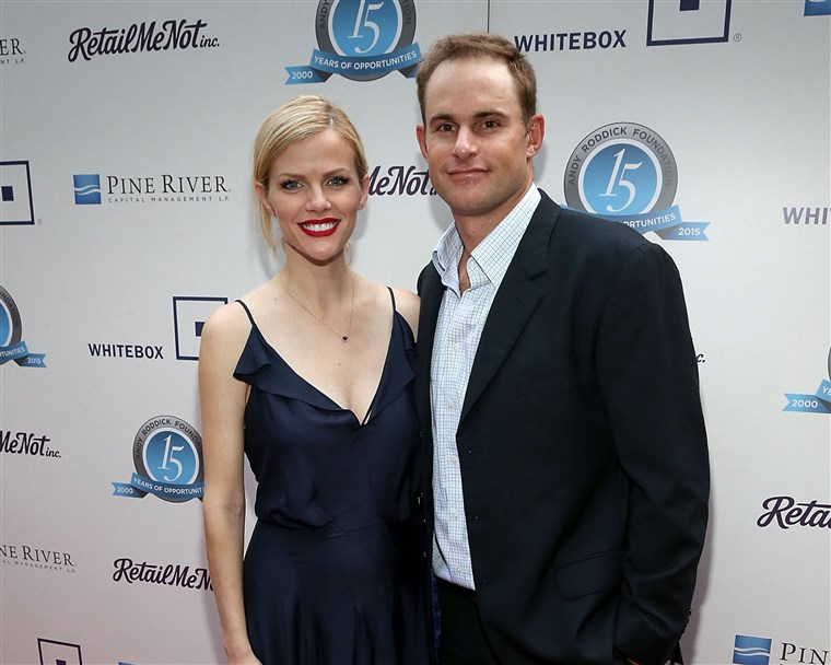 10日 Annual Andy Roddick Foundation Gala With Elton John