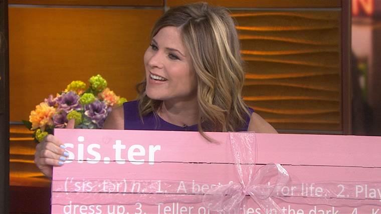 Jenna Bush Hagerは、ジョージ・H・Wにちなんで名付けられた第二の娘を歓迎する。 関連:Jenna Bush Hagerは妊娠中です! TODAYの彼女の発表を見る