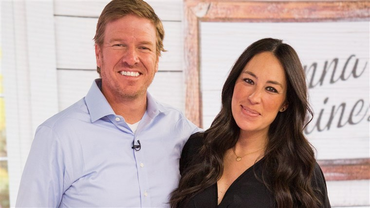 Patata fritta and Joanna Gaines