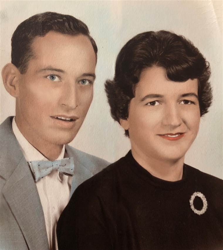Harold Holland and Lillian Barnes, who got divorced 50 years ago, are getting married again.