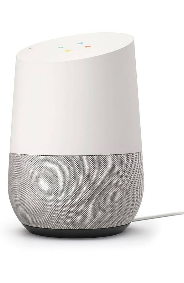 Google Home Voice Activated Speaker