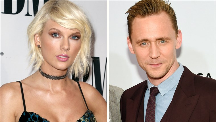 TaylorSwift / Tom Hiddleston