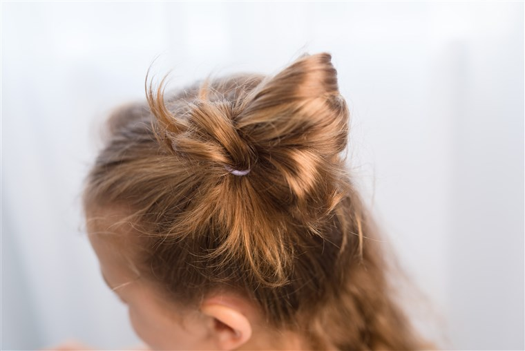 Disordinato pigtails hairstyle for kids