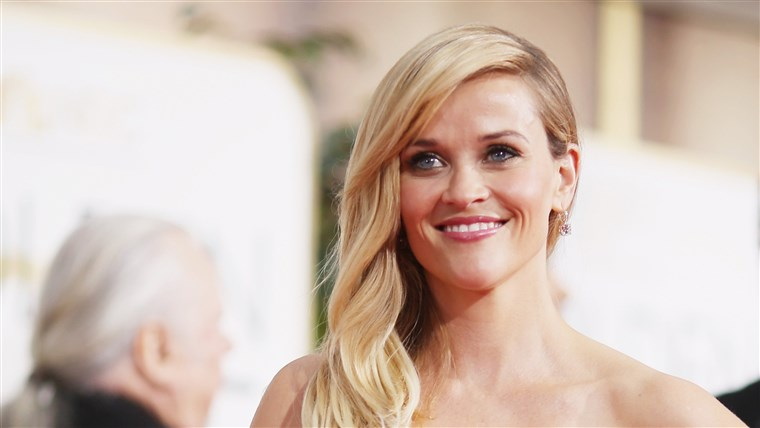 Gambar: Reese Witherspoon at the 72nd Annual Golden Globe Awards.