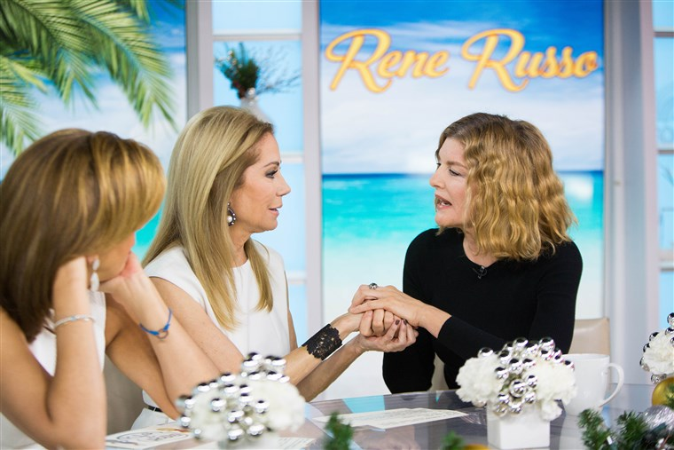 Renee Russo on TODAY