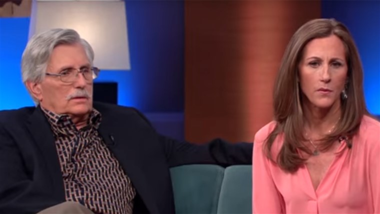 Ron Goldman's father and sister on the Steve Harvey Show