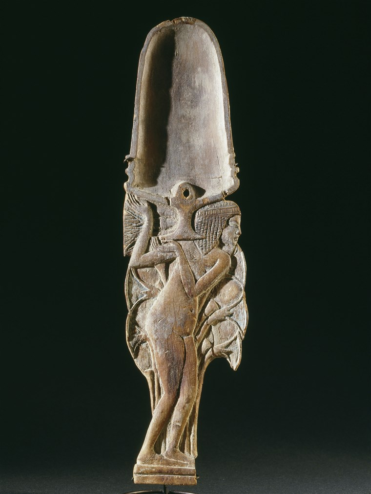 Kosmetik spoon in ancient Egypt