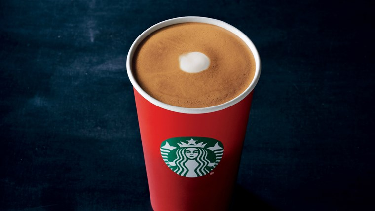 Starbucks has launched a new Holiday Spice Flat White - Fall/Winter 2015
