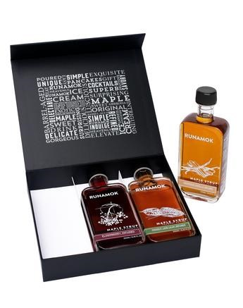 Diinfus Maple Syrup Gift Box