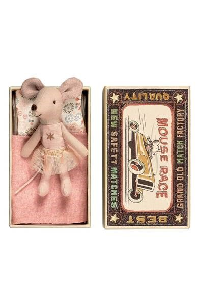 작은 Sister Star Toy Mouse in a Box