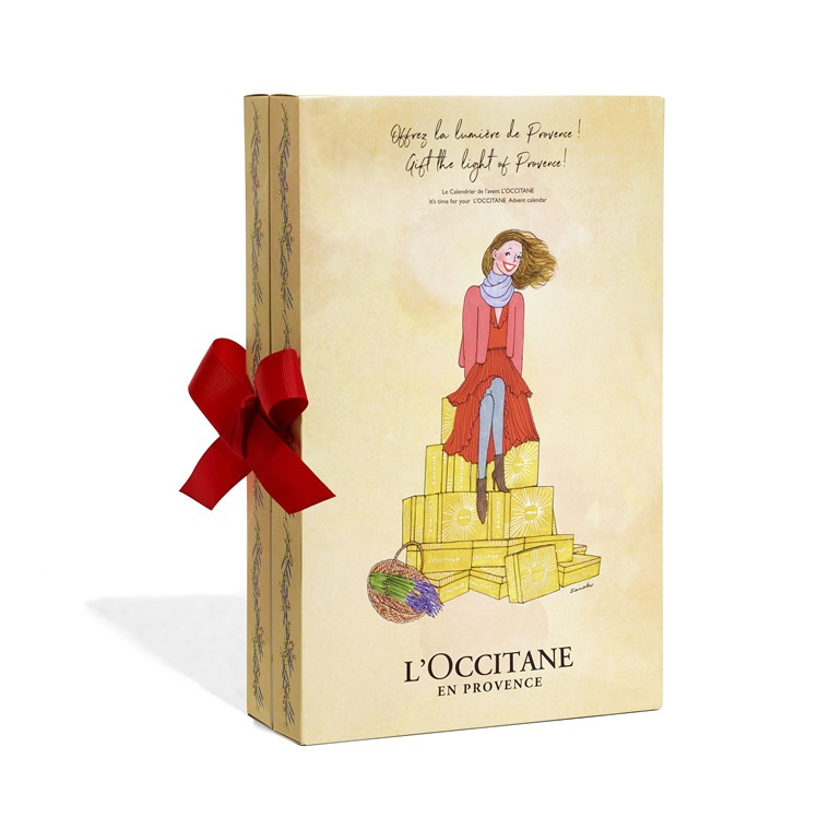 엘'OCCITANE Advent Calendar