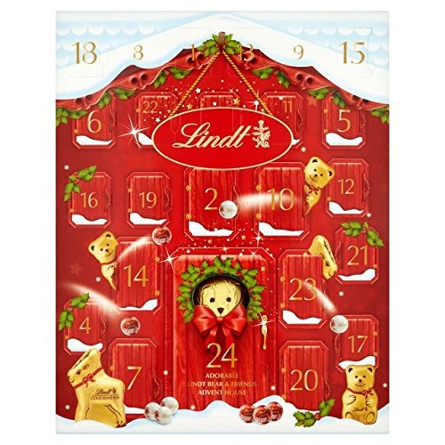 린트 Bear Advent Calendar