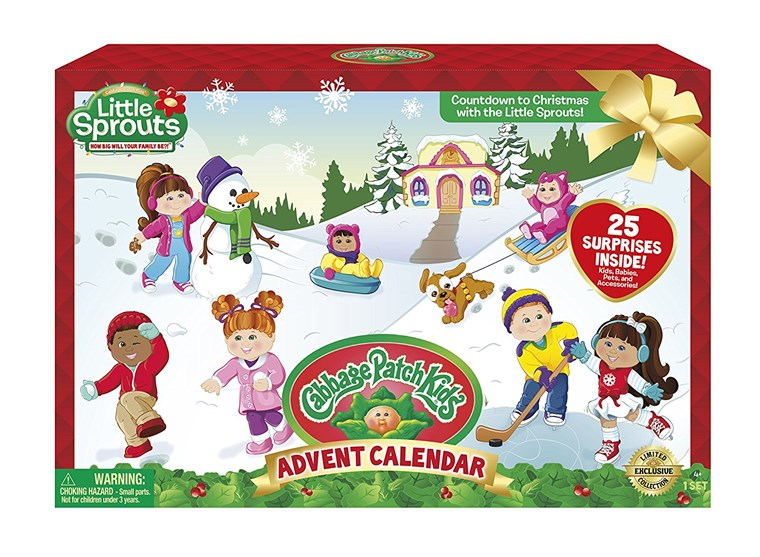 양배추 Patch Kids Advent Calendar