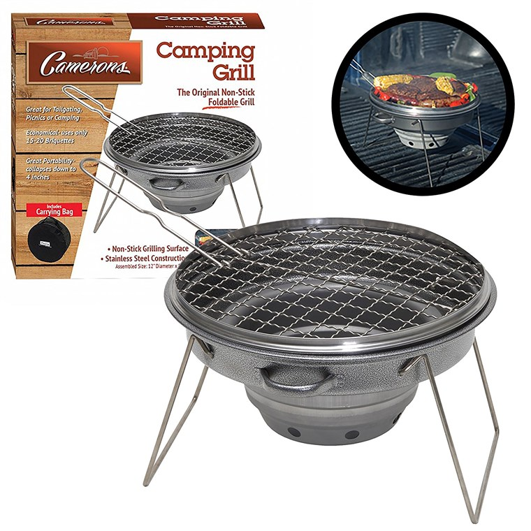 Cameron Portable Outdoor Tailgater Grill
