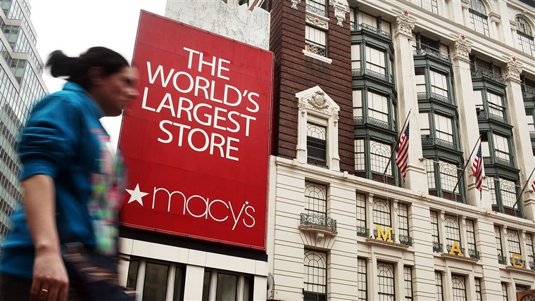 画像: Macy's To Cut Thousands of Jobs; Cites Disappointing 2015