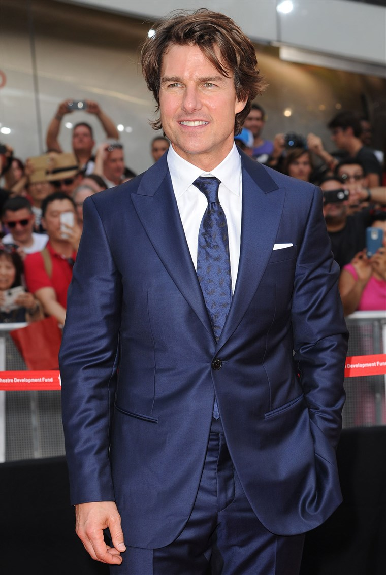 a arrivals for MISSION: IMPOSSIBLE - ROGUE NATION Premiere, Duffy Square, New York, NY July 27, 2015. Photo By: Kristin Callahan/Everett Collection