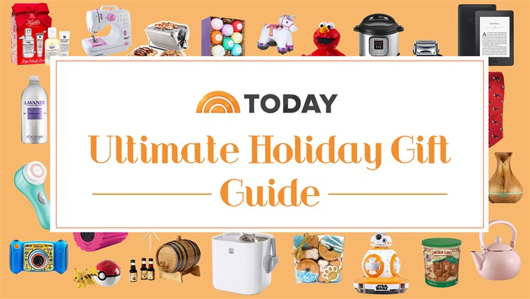 최고의 Gift Guide Cover Image